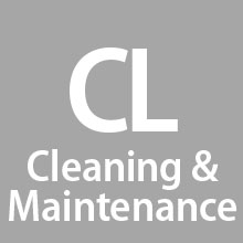 Cleaning & Maintenance